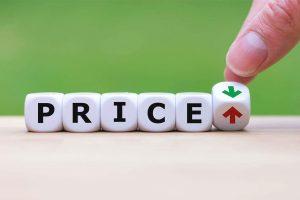 قیمت گذاری محصول